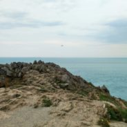 La Pointe du Grouin and dinner in Cancale