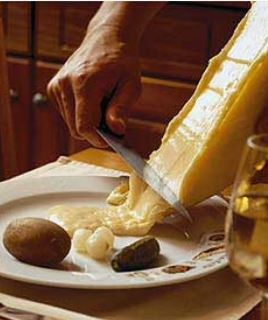 Fromage et Pommes de Terre (Cheese and Potatoes) – Winter dining in France