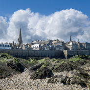 What to do on a Monday … maybe visit St Malo or go for a walk